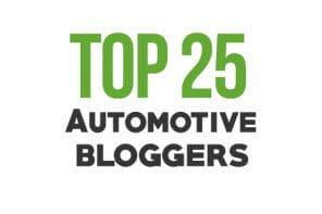 Top 25 Automotive Blogs